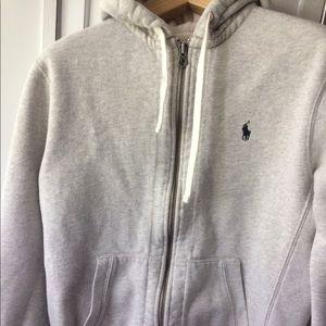 Polo Ralph Lauren hooded jacket large